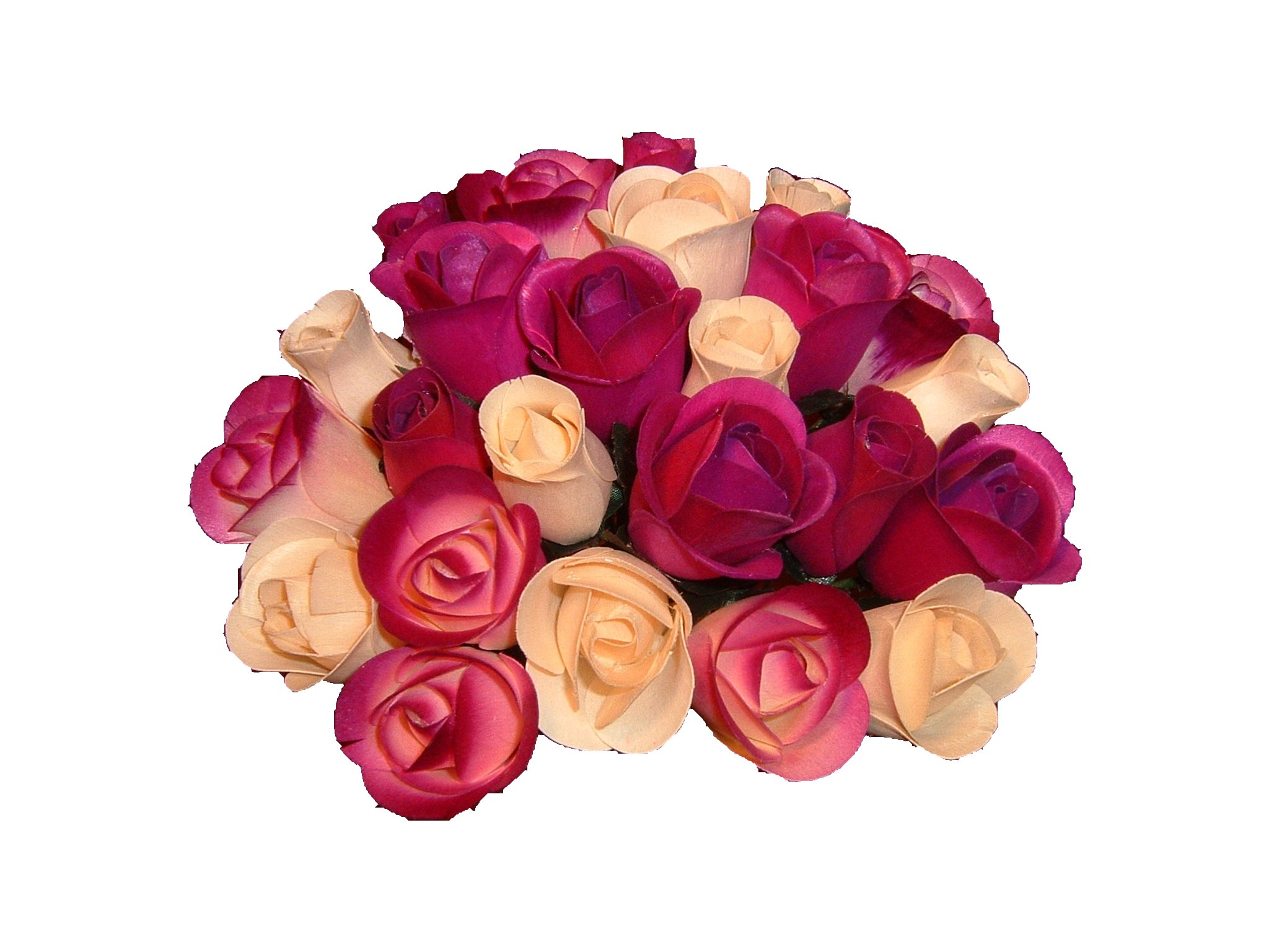 Color Chart-Wooden Roses,Wholesale Wooden Roses,Wood Flowers